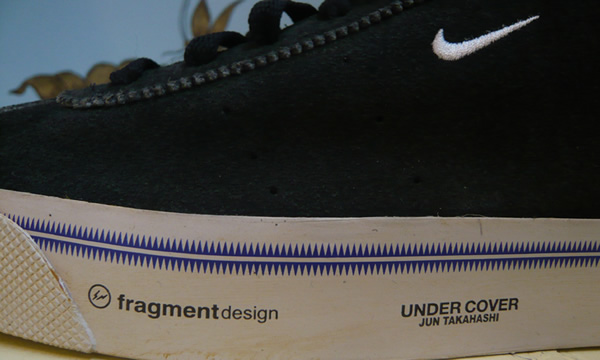 Jun Takahashi Undercover Nikes