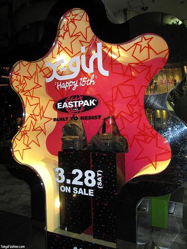X-Girl Japan x Eastpak 2009 Collection