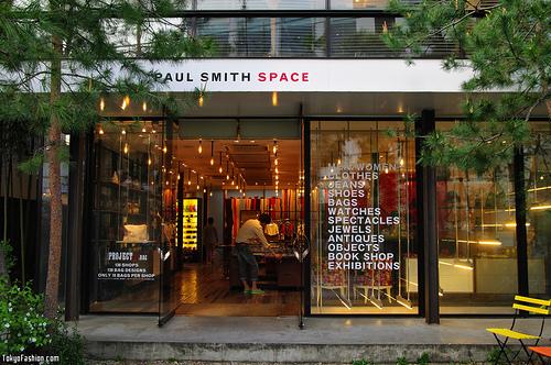 Paul Smith Space Aoyama