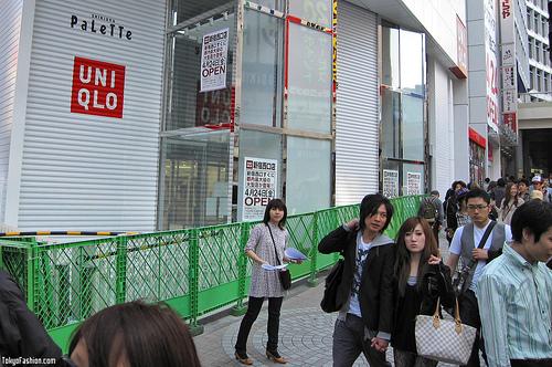 Uniqlo Shinjuku – New Shop Coming Soon