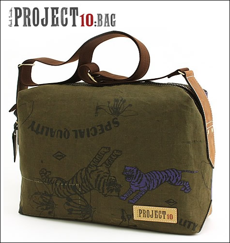 Project 10 Bags by Paul Smith Japan, More Details