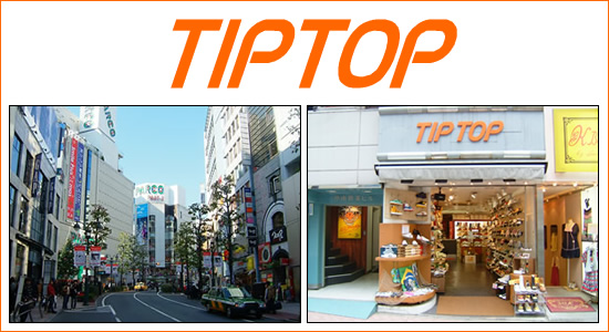 TipTop Shibuya