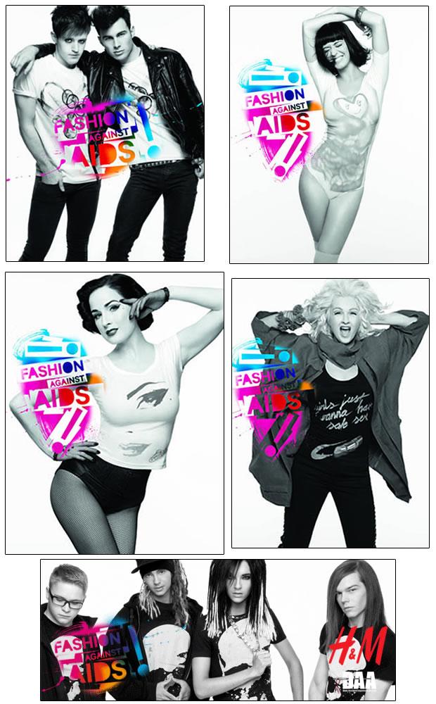 Katy Perry x H&M Harajuku x DAA