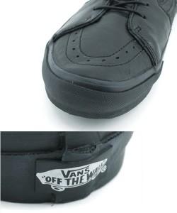 Vans Leather Japan Toes