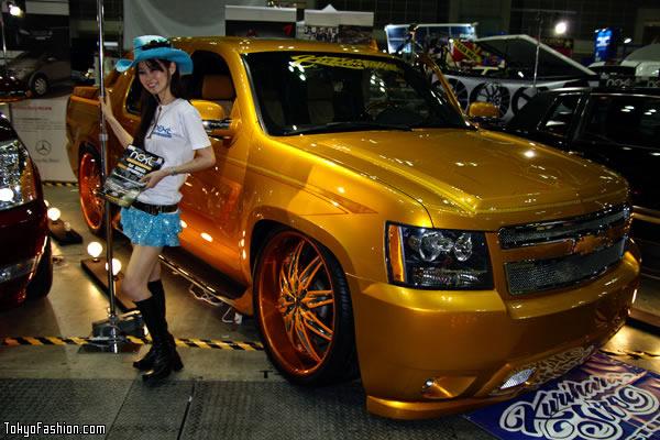Tokyo Special Import Car Show Truck