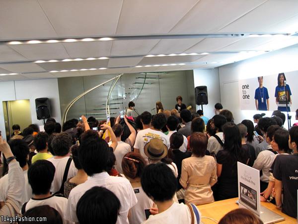 80Kidz x The Shoes at Apple Shibuya