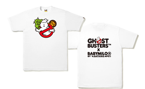 Bathing Ape Ghostbusters T-Shirt