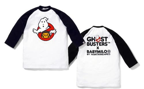 BAPE Ghostbusters Raglan