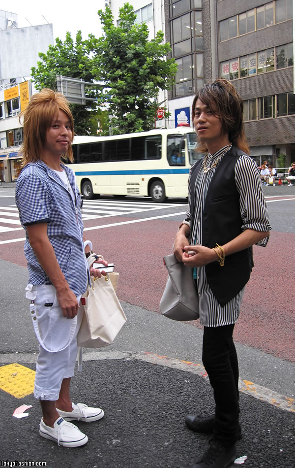 Two Harajuku Guys