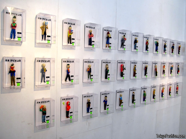 Kaori Takahashi Figures