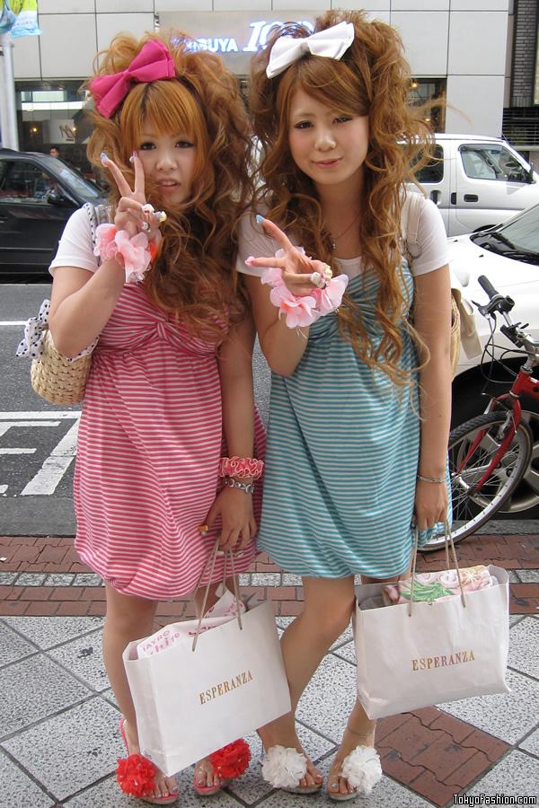 Shibuya 109 Japanese Girls