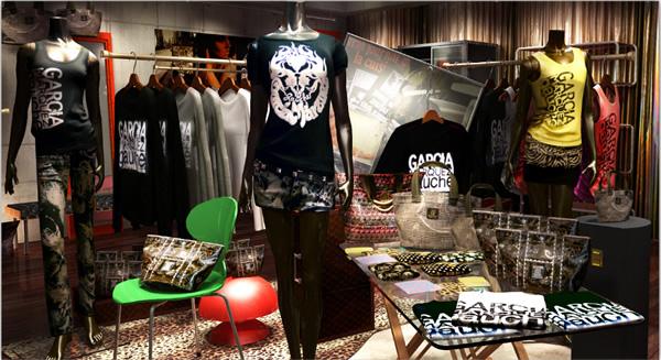 La Boutique Store Interior