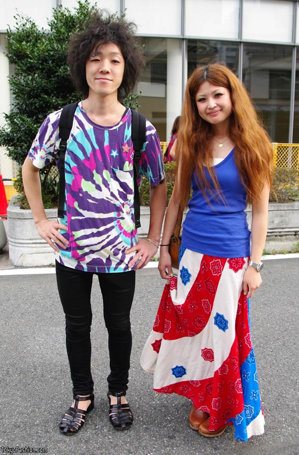 Harajuku Cat Steet Boy Girl Fashion