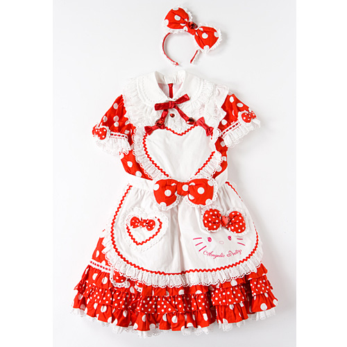 Hello Kitty x Angelic Pretty