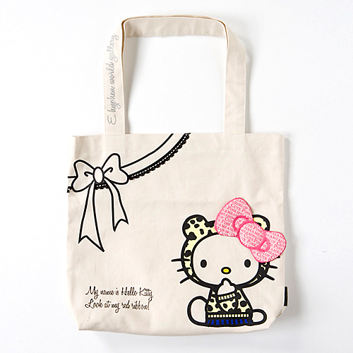 Hello Kitty x E-hyphen World Gallery