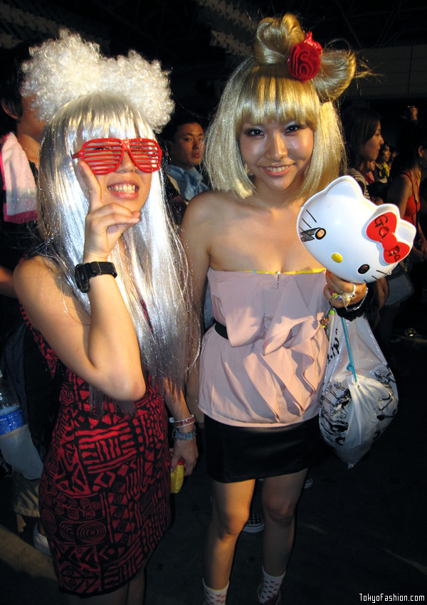 Lady Gaga Hello Kitty Girls