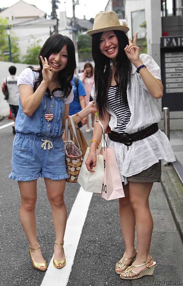 Japanese Ruffled Jumper Shorts