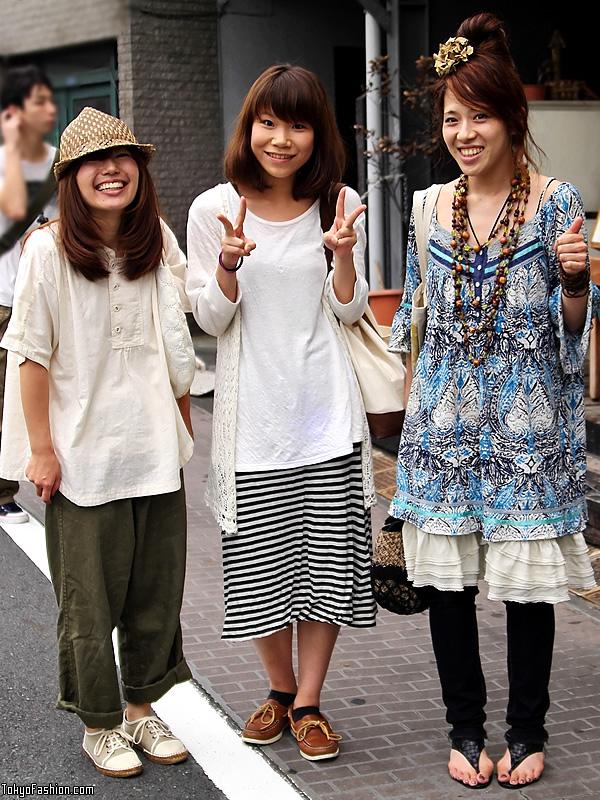 Japanese Cute Girls Fashion