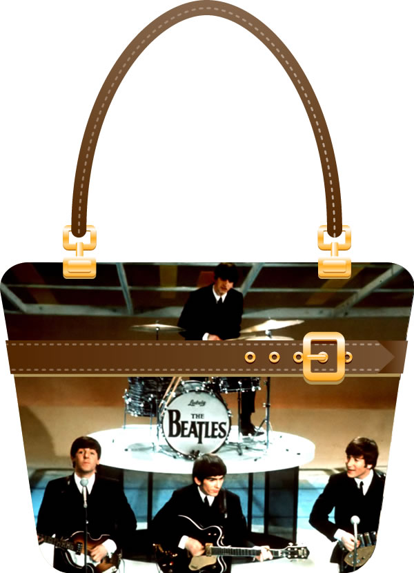 The Beatles on a Purse?