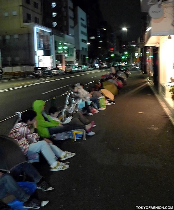 CA4LA Harajuku Line