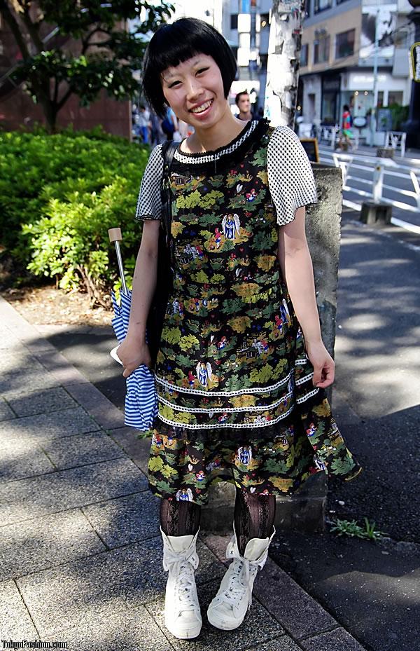 Fairy Tale Dress Japanese Girl