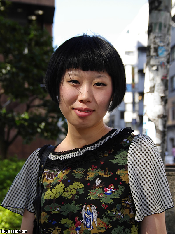 Japanese Layered Hairstyles. Cool Japanese Hairstyle