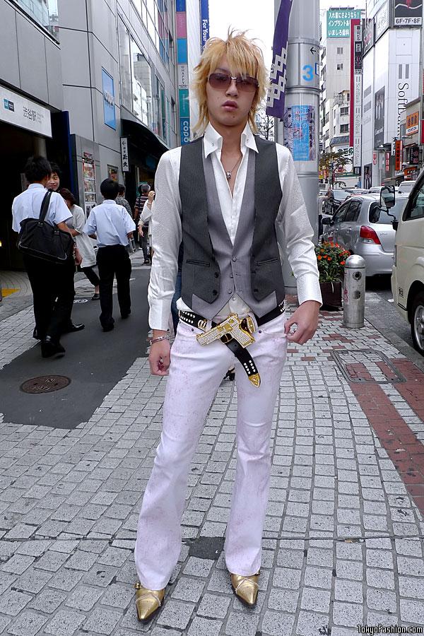 Shibuya 109 Guys Fashion