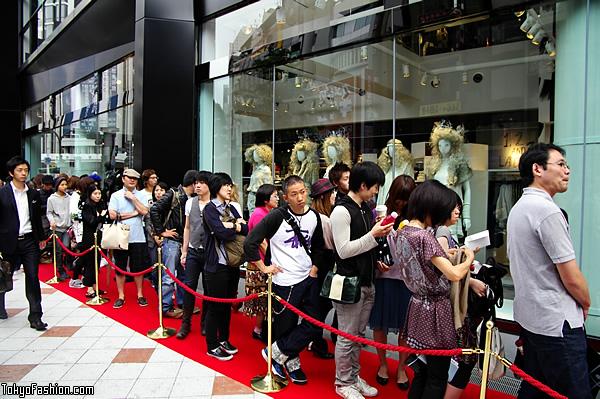 H&M Shibuya Line