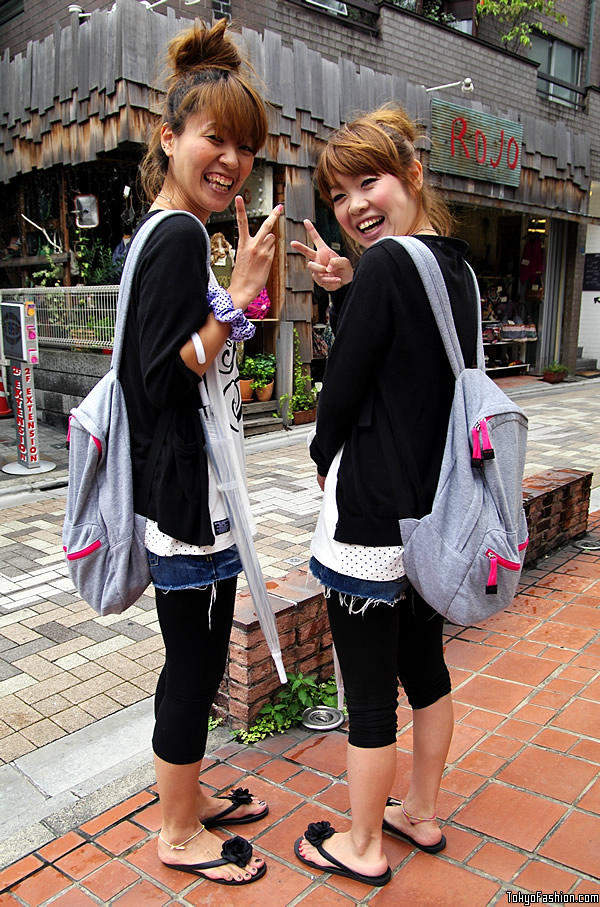 Japanese Girls in Cute Outfits