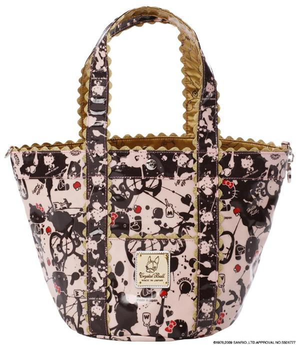 Hello Kitty x Crystal Ball Bag