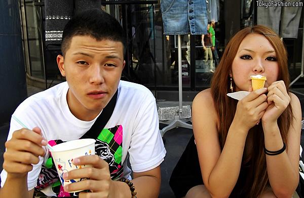 Harajuku Ice Cream