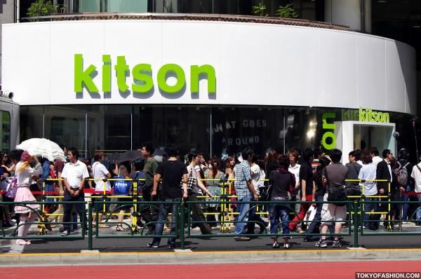 Kitson Studio at LaForet Harajuku Opens