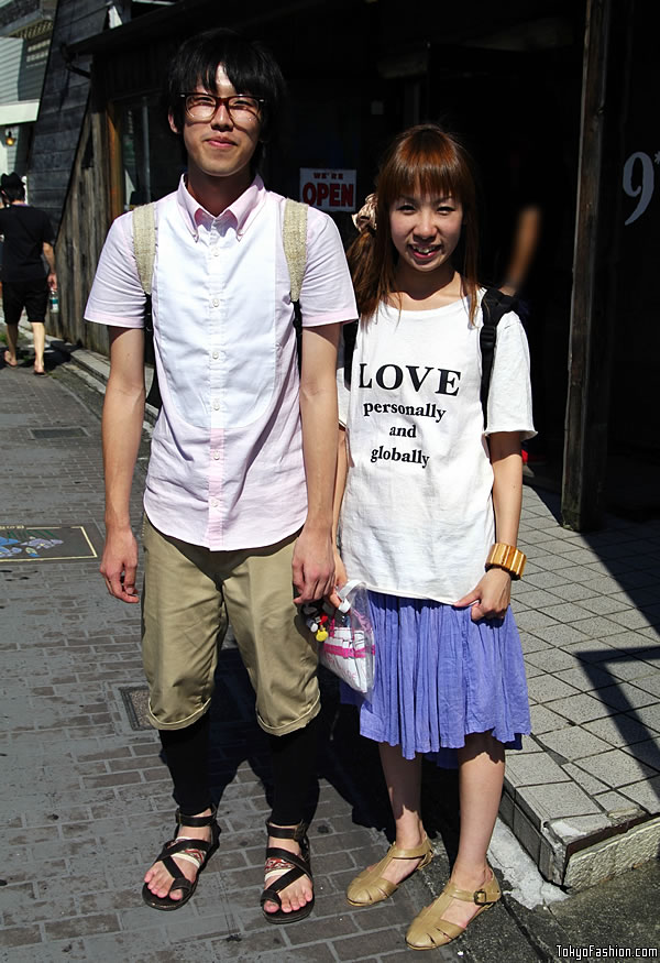 Love Personally and Globally T-Shirt