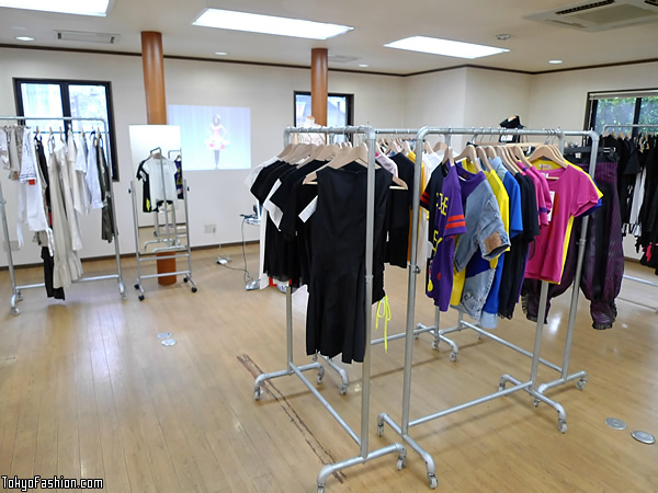 Japanese Fashion College Shop