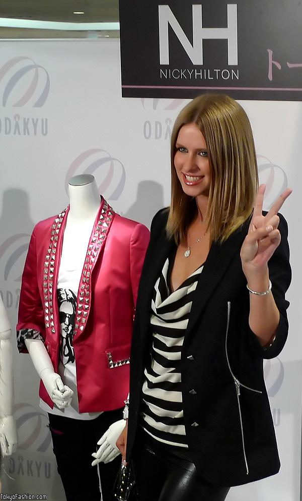 Nicky Hilton In Japan