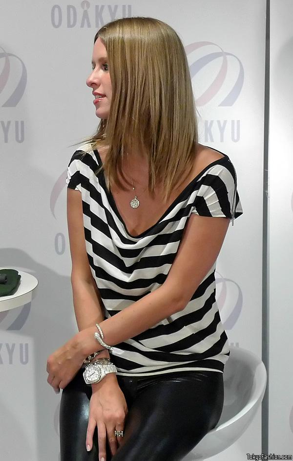 Nicky Hilton in Tokyo