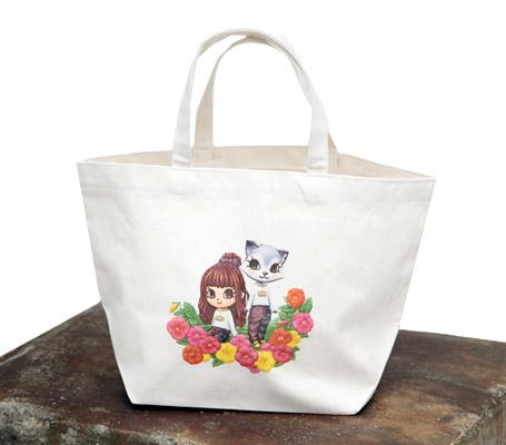 Odekochan & Nikki Tote Bag