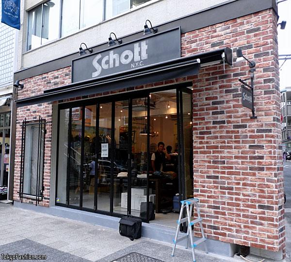 Schott Tokyo Store