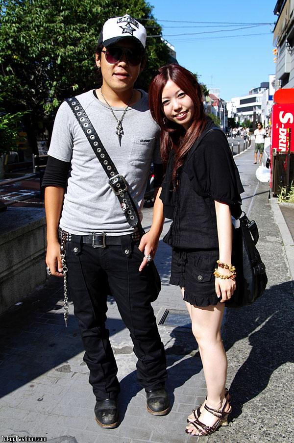 Silver Skulls & Shorts Jumper in Harajuku