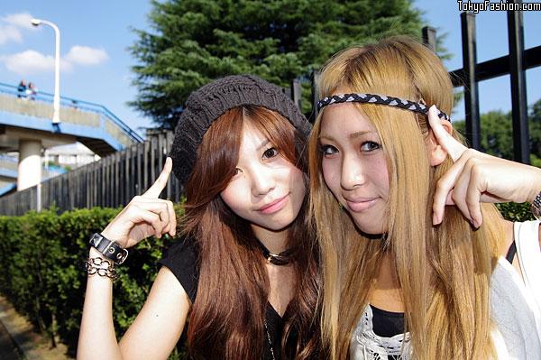 Tokyo Girls Fashion