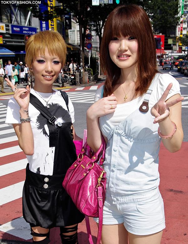 Cute Shibuya Girls