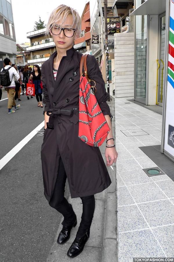 Great Jacket in Harajuku