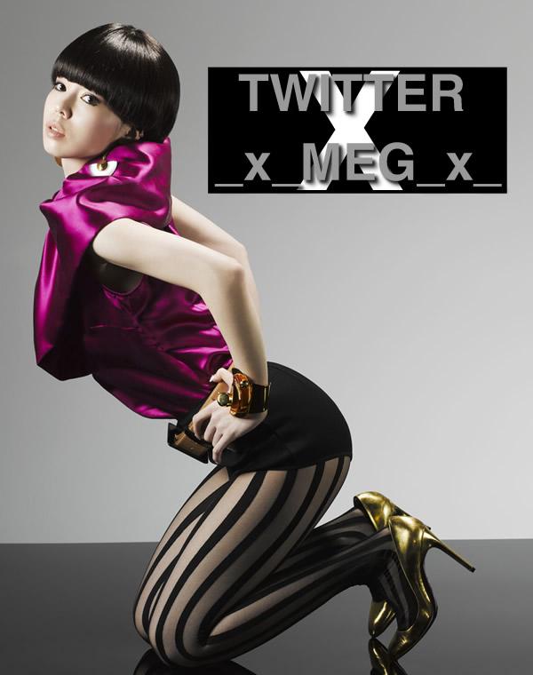 MEG x Twitter