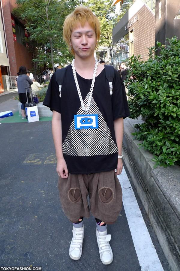 Harajuku Guys Fashion