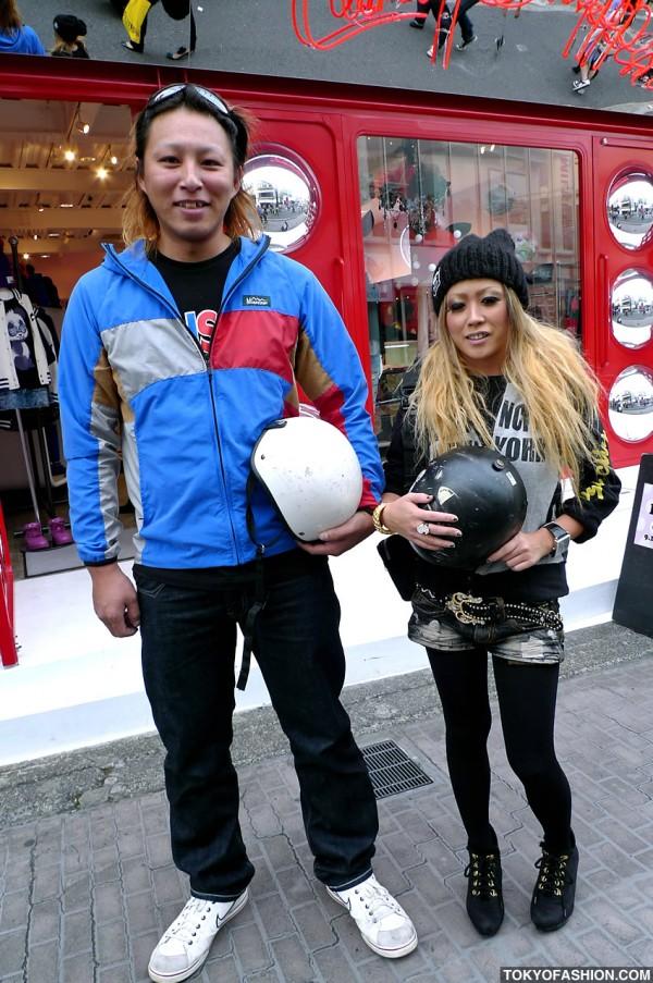 Harajuku Motorcycle Helmets