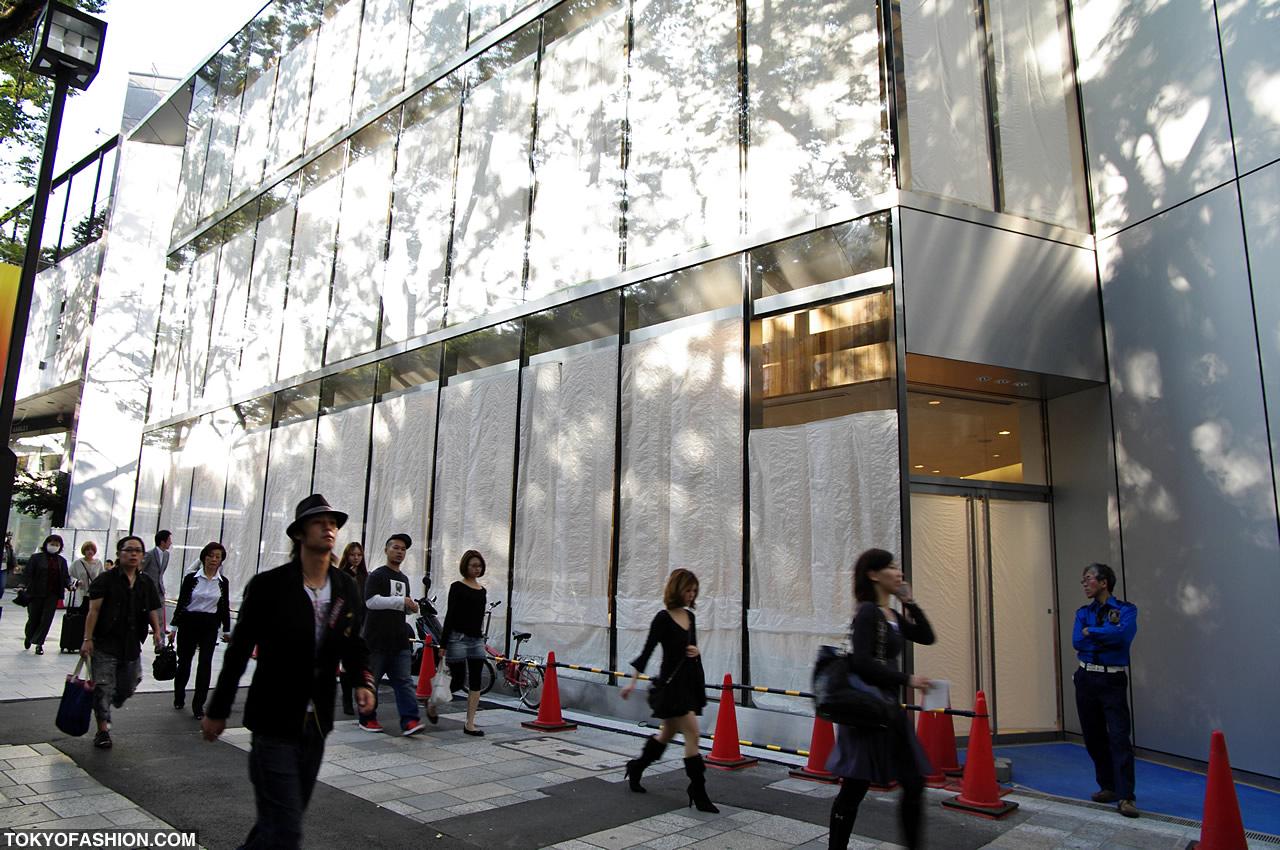 3f54bd4e4474dd Nike Flagship Harajuku Store Opening in November