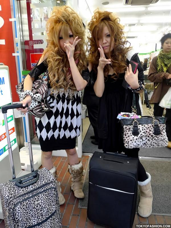 Two Pretty Shibuya Gals