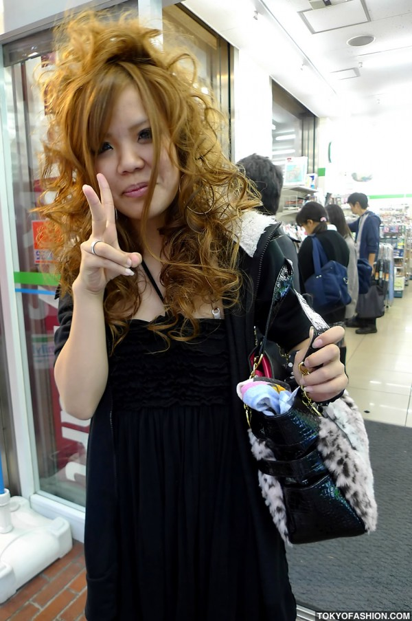 Shibuya Gal Hairstyle