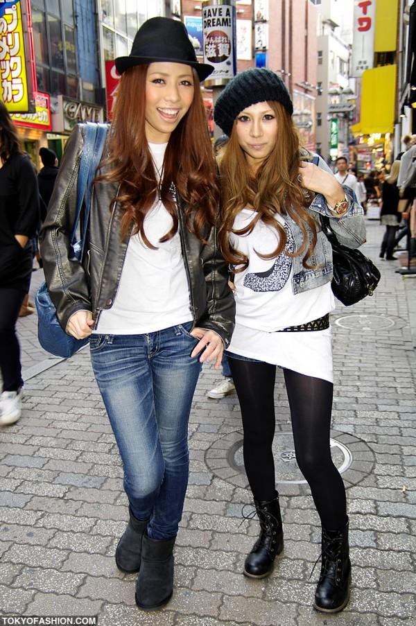 Youth, Beauty, & Style in Shibuya