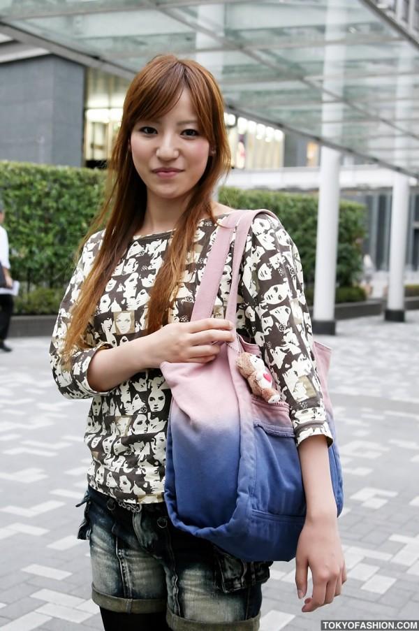 Shinjuku Girl Handbag
